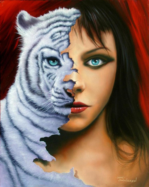 Tigresses et cochons N2roqilf